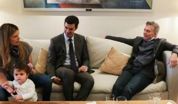 """Imagen de Macri quiere a Urtubey como compañero de fórmula: """"La elección va a estar peleada, pero voy a ganar"""""""
