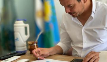 Imagen de Obras y servicios públicos: los planes de Cristian Cardozo para embellecer y mejorar el desarrollo del Partido de La Costa