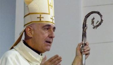 Imagen de El obispo Malfa pidió que las personas públicas den signos contundentes de honestidad