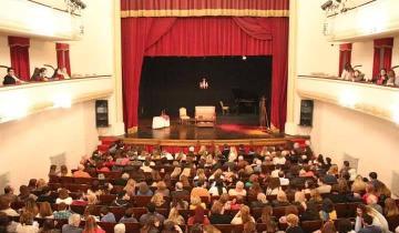 Imagen de Con gran éxito se presentó Jettatore en el Teatro Unione de Dolores