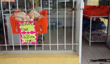 Imagen de Noble gesto: en una pollería chascomunense regalan pan a quienes no pueden comprarlo