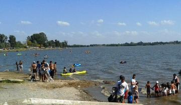 Imagen de Encontraron a los turistas que se habían perdido en la Laguna de Chascomús