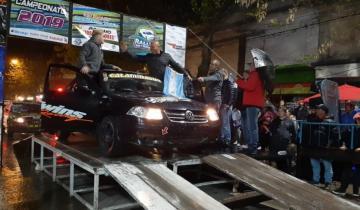 Imagen de El Rally Pagos del Tuyú comienza a recorrer los caminos de Madariaga