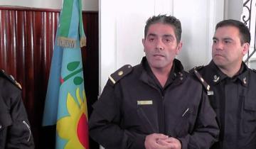 Imagen de Pasaron a disponibilidad al comisarioMarcelo Condoleo, jefe de la Policía Comunal de Maipú