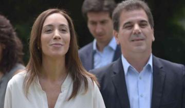 Imagen de Vidal lo quiere a Ritondo como cabeza de lista de diputados nacionales de Cambiemos