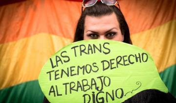 Imagen de Diputados dio media sanción al proyecto de ley que garantiza el cupo laboral trans-travesti