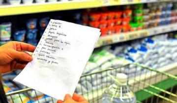 Imagen de Precios imparables: los alimentos básicos subieron 8 puntos más que la inflación