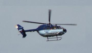 Imagen de Trasladaron en helicóptero al herido del accidente en la Ruta 74