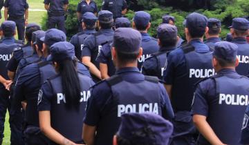 Imagen de Anunciaron un aumento para policías y miembros del Servicio Penitenciario Bonaerense