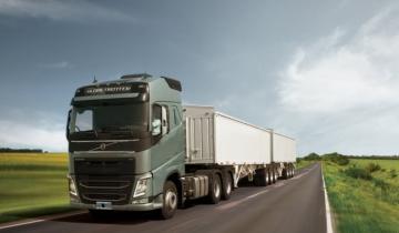 Imagen de Rige la restricción de camiones en las rutas bonaerenses