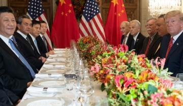 Imagen de Trump y Jinping protagonizan uno de los encuentros más esperados del G 20