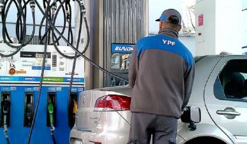 Imagen de Subieron los impuestos a los combustibles y el aumento se trasladará a los precios de las naftas y el gasoil