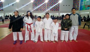 Imagen de Un alumno de Karate de La Costa, Campeón Provincial