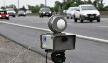 Imagen de Ruta 11: la Municipalidad de General Lavalle puso en funcionamiento tres radares de velocidad