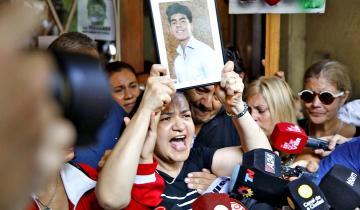 Imagen de La desconsoladora confesión de la mamá de Fernando Báez Sosa
