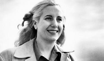 Imagen de La verdadera historia de la foto más famosa de Evita, a 100 años de su nacimiento