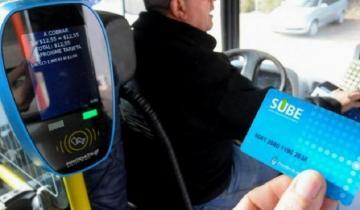 Imagen de Alivio: el gobierno congelará las tarifas de transporte por 120 días