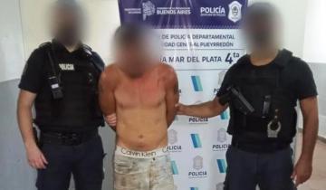 Imagen de Mar del Plata: la policía rescató de su vivienda a una mujer violentada por su pareja