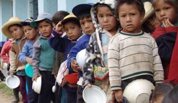 Imagen de Casi la mitad de los niños del país son pobres: en un año, la cantidad aumentó 11,4%