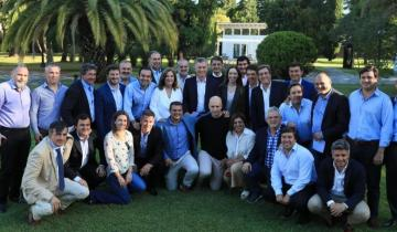 Imagen de Macri oficializó que Patricia Bullrich será la nueva presidenta del PRO