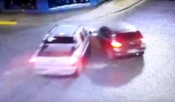 Imagen de Fuerte choque en Tandil: un herido y un aprehendido