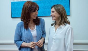 Imagen de Cristina se reunió con Fernanda Raverta, la candidata del peronismo en Mar del Plata: de qué hablaron