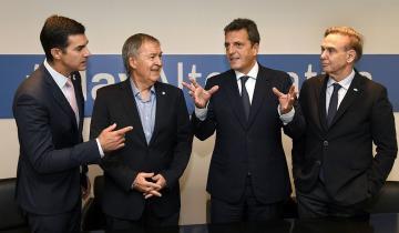 Imagen de Lavagna no acepta ir a las PASO y Schiaretti llamó a Tinelli y Scioli para sumarse a Alternativa Federal
