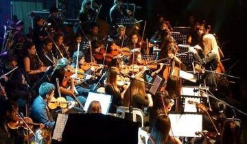 Imagen de Hoy cumple quince años la Orquesta Escuela de Dolores, un proyecto de integración por la música