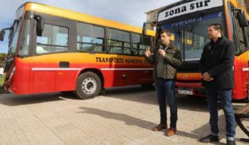 Imagen de Transporte público de pasajeros: se suman dos nuevos colectivos en La Costa