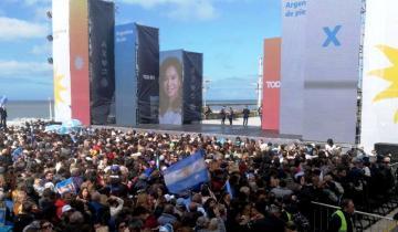 Imagen de Mar del Plata será la sede del cierre de campaña del Frente de Todos, con la presencia de Alberto Fernández