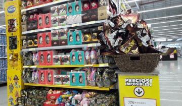 Imagen de Celebrar las Pascuas con chocolate cuesta un huevo