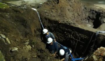 Imagen de Siguen los inconvenientes en Dolores con el suministro de agua: clases suspendidas en el ISFDyT N° 26