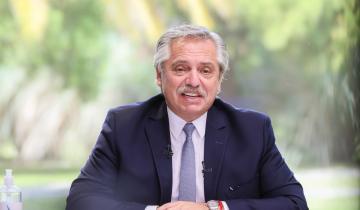 """Imagen de Coronavirus: Alberto Fernández aclaró que se refirió a las clínicas y no al personal de salud cuando habló de """"relajamiento del sistema"""""""