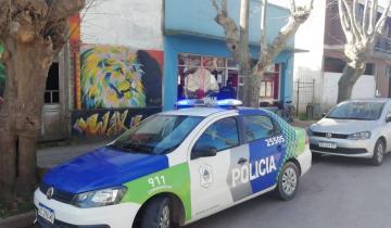 Imagen de Coronel Vidal: comían un asado y fueron infraccionados por violar la cuarentena