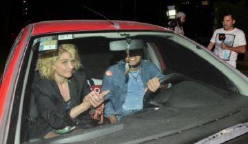 Imagen de Detuvieron el auto de Leticia Brédice en Santa Clara y le encontraron marihuana