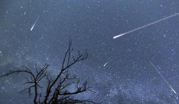 Imagen de Perseidas: cómo ver la lluvia de meteoros más espectacular del año