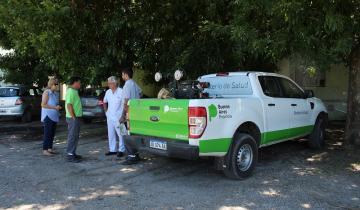 Imagen de Prevención: realizaron desinfección, fumigación y desratización en Dolores