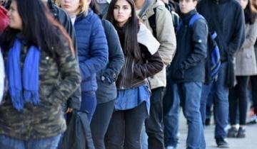 Imagen de La desocupación en Argentina llegó al 9% durante el tercer trimestre