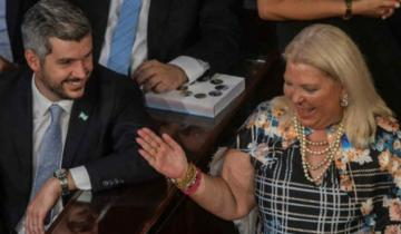 Imagen de Hoy gobierna la dupla Peña-Carrió, la columna de Jorge Asís