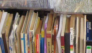 Imagen de El feliz destino de los libros tirados a la basura