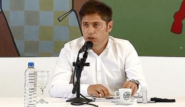"""Imagen de Temporada de verano: Axel Kicillof dijo que """"la campaña antivacuna fracasó"""""""
