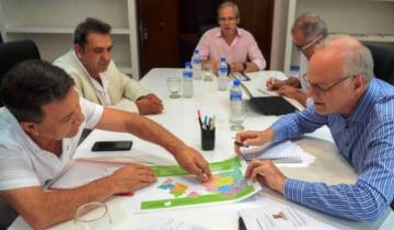 Imagen de El Ministerio de Salud se comprometió a ayudar a que General Guido alcance el segundo nivel de atención sanitaria