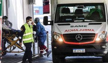 Imagen de Murió por coronavirus un médico en un hospital de Cañuelas