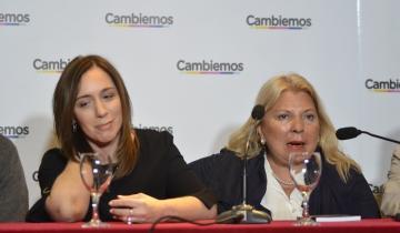 """Imagen de Elisa Carrió: """"Son 'oportunistas' quienes adelantan elecciones"""""""
