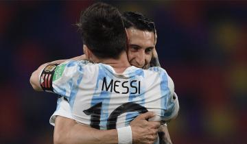 Imagen de Quienes son los 28 jugadores elegidos para Representar a la Argentina en la Copa América 2021