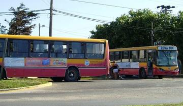 Imagen de Partido de La Costa: el transporte público será gratuito hacia los lugares de votación