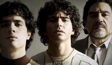 Imagen de Diego Maradona: Amazon Prime Video anunció la fecha de estreno de la serie sobre su vida