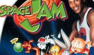 Imagen de Space Jam llegó a Netflix