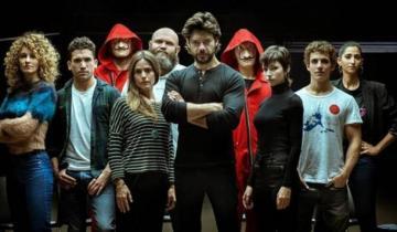 Imagen de La cuarta temporada de La casa de papel, principal novedad de Netflix en abril