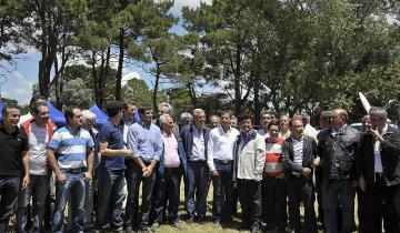Imagen de Intendentes peronistas se unieron para reclamar una reunión urgente con Vidal